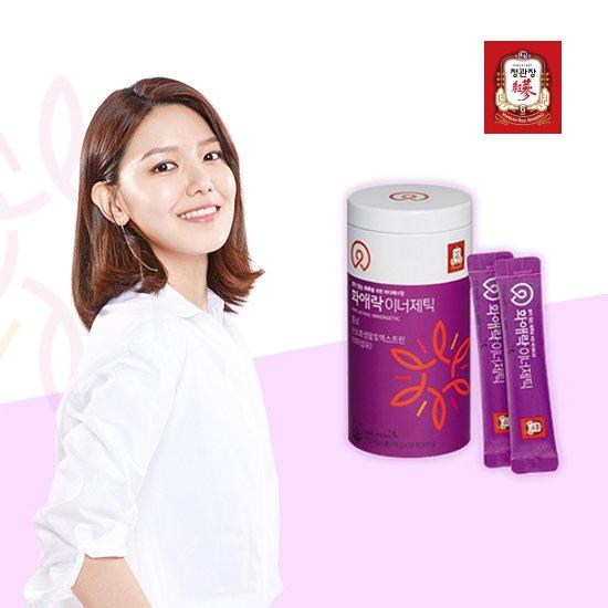 [정관장]화애락이너제틱 20포 1박스+1일분더
