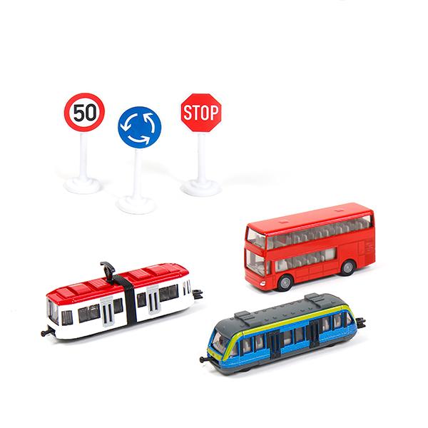 시쿠 도심교통차량 기프트세트