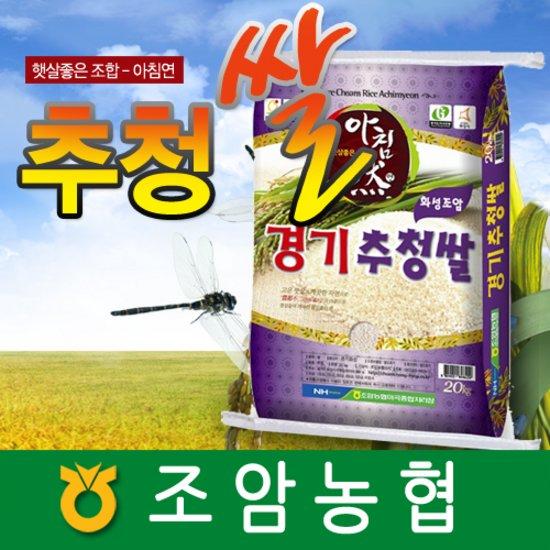 2017년쌀/추청쌀/경기미/쌀10Kg/농협쌀/아끼바리