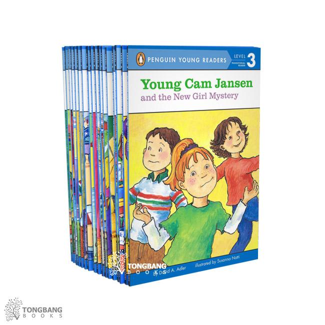 [영어원서] Young Cam Jansen 리더스북 19종 세트 영 캠 젠슨