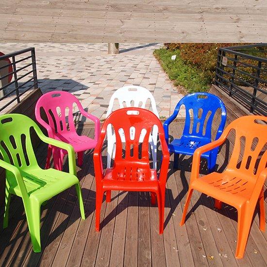 국내산 파라솔테이블 팔걸이의자 4개세트/비치의자/야외의자