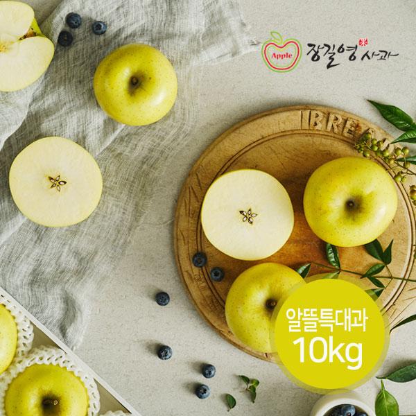 알뜰 사과 10kg 특대과(20~32과내)