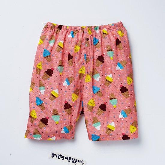 풍기 인견 아동 잠옷 네벌중 한벌 선택