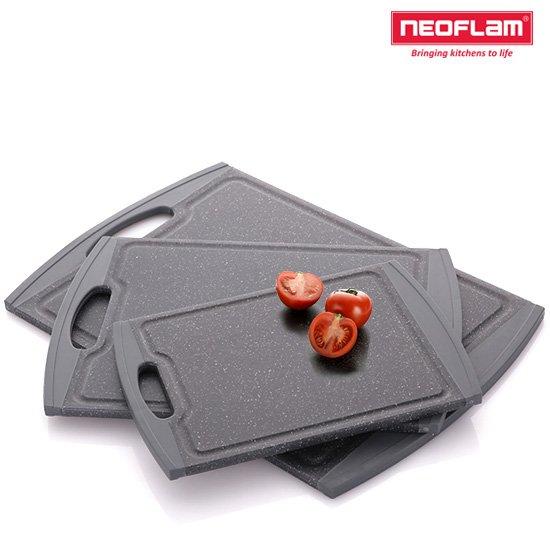 네오플램 항균 마블도마 3종(대+중+소)