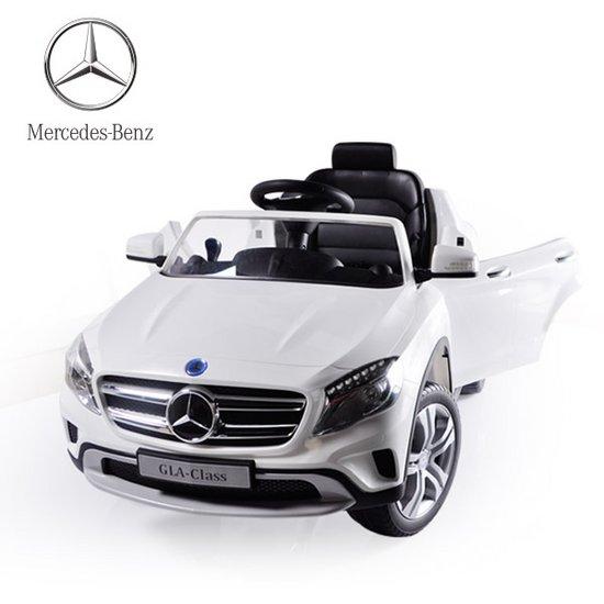 [대호토이즈]벤츠 GLA-CLASS 유아전동차 12V 듀얼모터