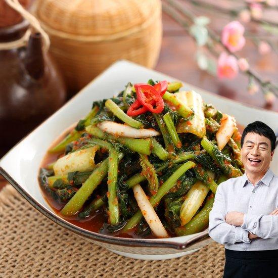[김하진] 밥하는남자 열무김치 3kg