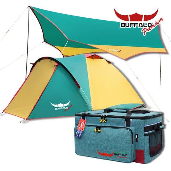 [버팔로] 2016년 캠핑용품 총집합 / 텐트부터 소품까지