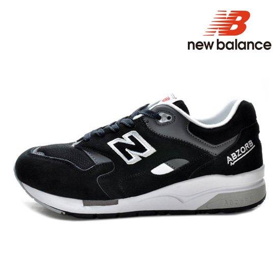 NewBalance  뉴발란스 운동화 1600시리즈_CM1600BK 런닝화 신발