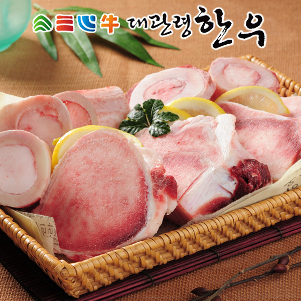 [평창영월정선축협] 대관령한우 사골5kg