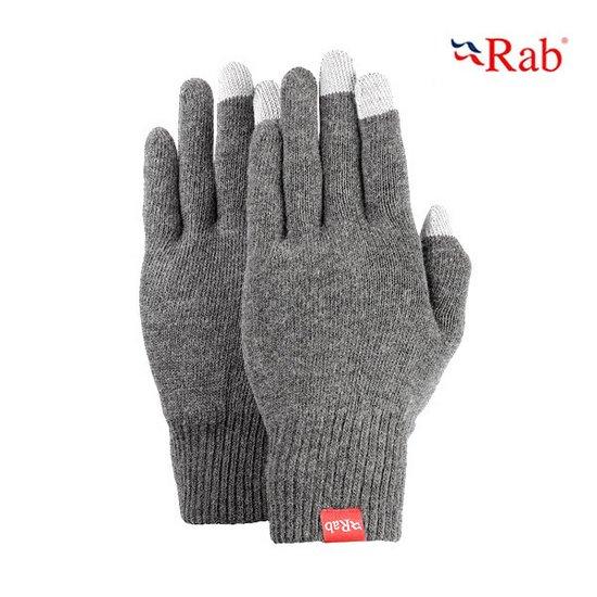 Rab 랩 프리마로프트 글러브 - 메리노울/터치스크린/니트장갑