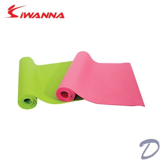 아이워너 요가용품 PVC 4mm 요가매트