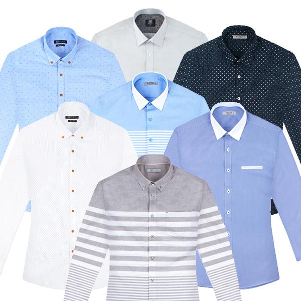 초특가 남성 긴팔 와이셔츠 19900원 균일가 모음전
