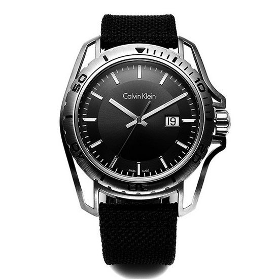 Calvin Klein 켈빈클라인 K5Y31TB1 남성 나토밴드 시계