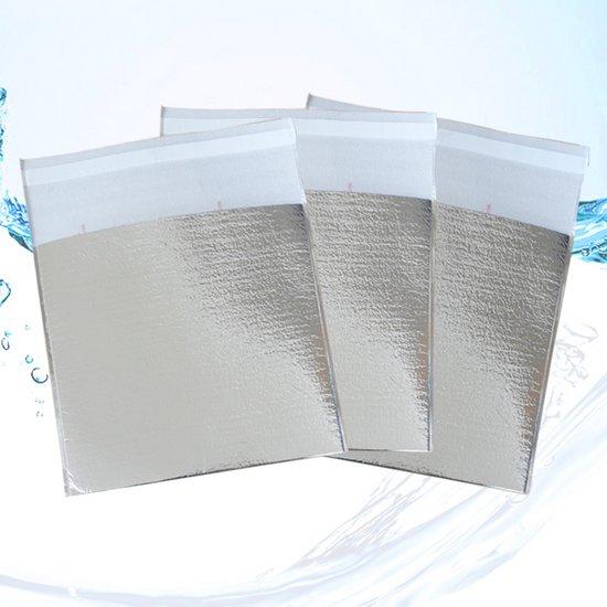 낱개 은박보냉팩 접착식테이프형 보냉파우치 보온 보냉팩