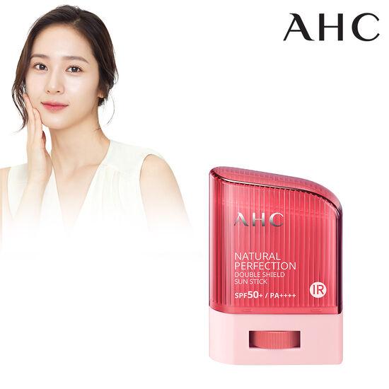 AHC 내추럴 퍼펙션 더블 쉴드 선스틱 22g 2개