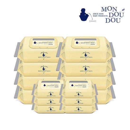 [M05] 몽드드 뉴 오리지널 엠보싱 캡형8팩+휴대용6팩