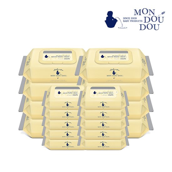 [MC-810] 몽드드 뉴 오리지널엠보싱 캡형 8팩 + 휴대용 10팩