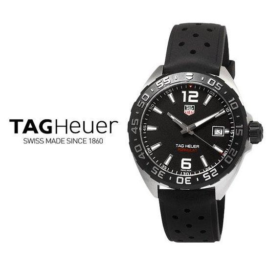 태그호이어 남성용 우레탄시계 WAZ1110.FT8023