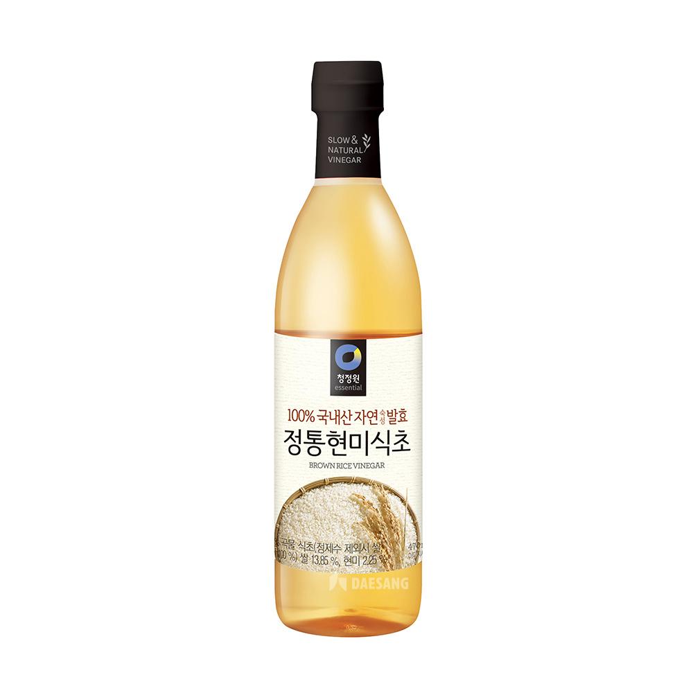 청정원 정통현미식초 560ml