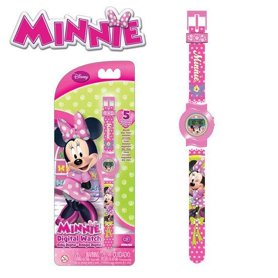 [Disney] 디즈니 미니마우스 LCD 손목시계