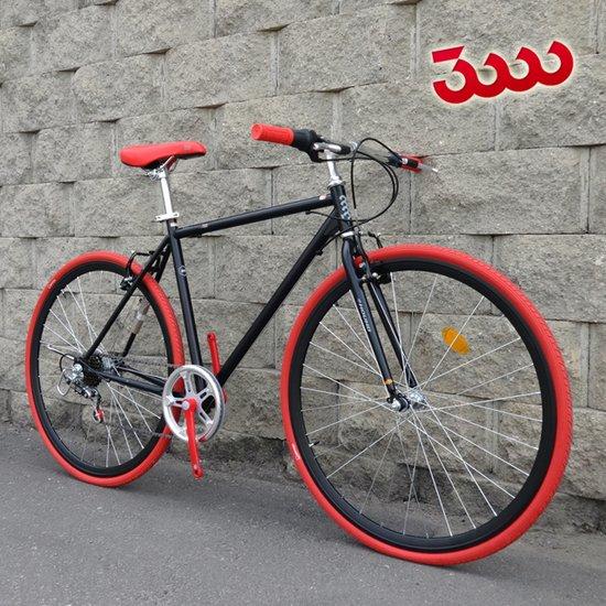 삼천리 도시형 하이브리드 자전거 씨티크루저 H7007