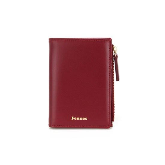 [FENNEC] Fold Wallet_Marsala