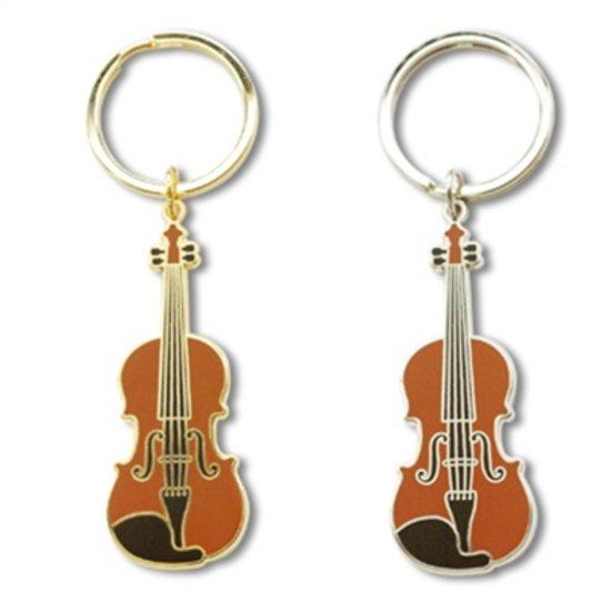 [아트박스 POOM/로고마크] 바이올린 열쇠고리