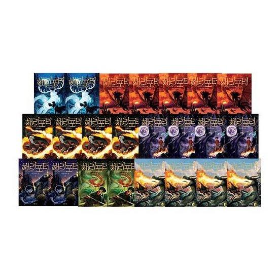 해리포터 시리즈 1~7탄 세트 전23권, 반양장 : 15주년 기념 개정판