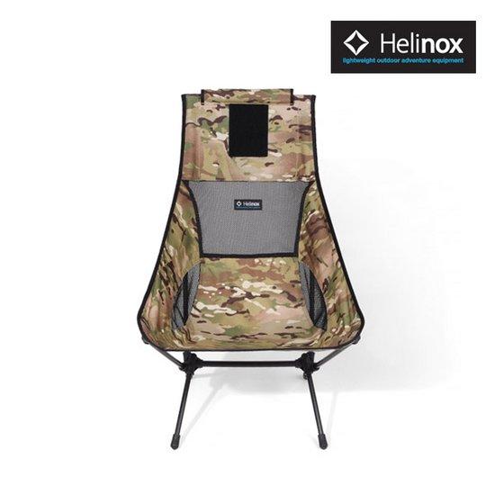 [Helinox] 헬리녹스 체어 투 멀티캠 - 초경량/알루미늄 프레임/
