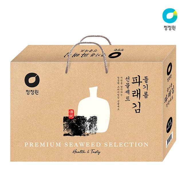 [대상]청정원 재래김 6호