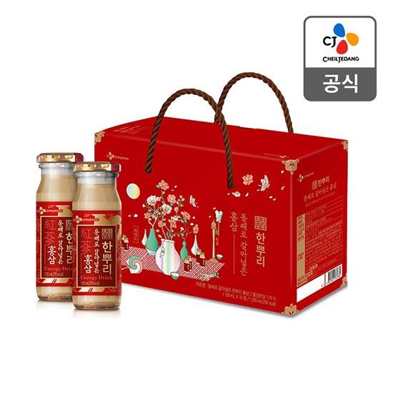 [CJ제일제당]한뿌리 홍삼 10입 일반