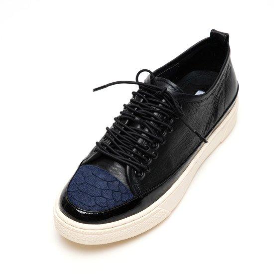 [비아소뇨][한정수량]Sneakers_Lucia Vi17037_3cm