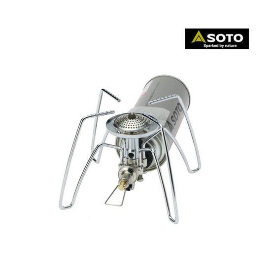 [소토]SOTO ST-K310 레귤레이터 스토브 - 캠핑스토브
