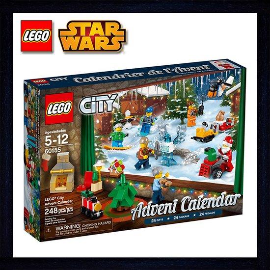 레고 60155 시티 크리스마스 캘린더 /국내 /당일출고