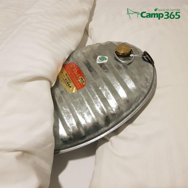 [캠프365] 오노에 유단포 3.6L 동계 캠핑 난방비 절약
