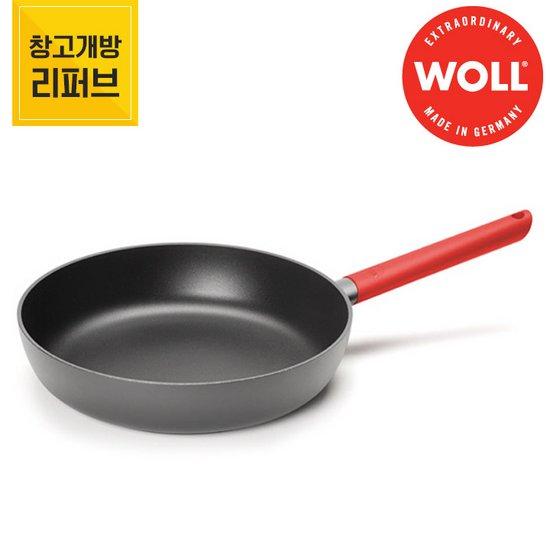 [리퍼/정상가115,000원][WOLL]저스트쿡후라이팬24cm레드1p