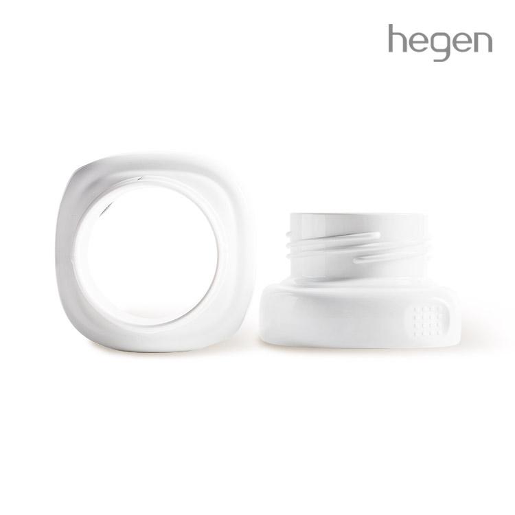 헤겐 유축기 호환 전용 뚜껑 2P 와이드형