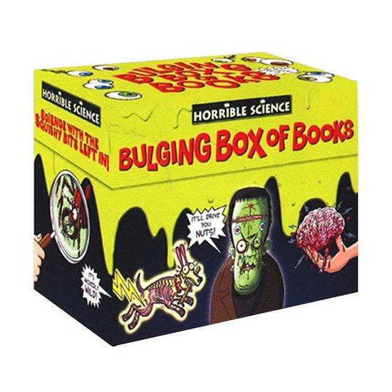 [영어원서] Horrible Science 20종 Box Set : 호러블 사이언스 앗 시리즈 과학