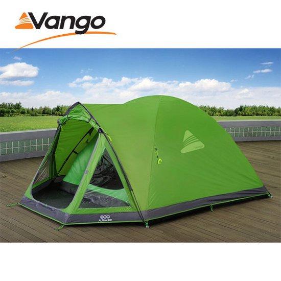 [반고] vango 알파 300 애플그린 텐트