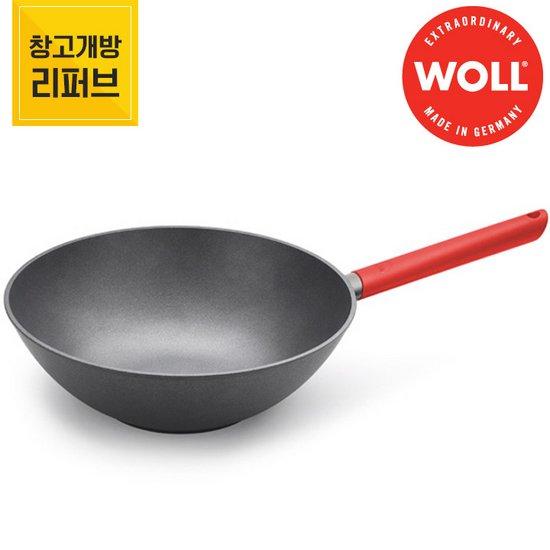 [리퍼/정상가150,000원][WOLL]저스트쿡WOK30cm레드1p