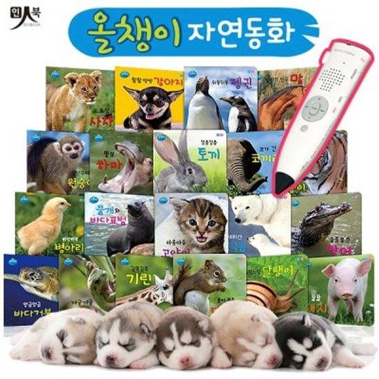 올챙이 자연동화 [보드북20권] / 세이펜 미포함