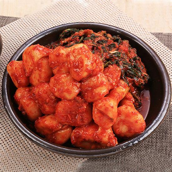 [식품종가] 식품명인 윤미월 총각김치3kg / 5kg 택