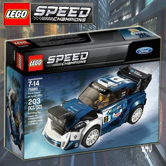 레고 75885 포드 피에스타 M-Sport WRC/국내/당일출고