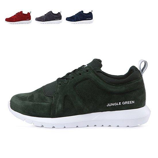[한정수량]KILIMANJARO Suede Sneakers [P172SE11]