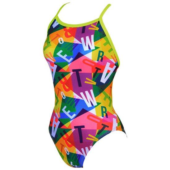 토네이도 여성 실내 수영복 준선수 원피스 2199 MLT