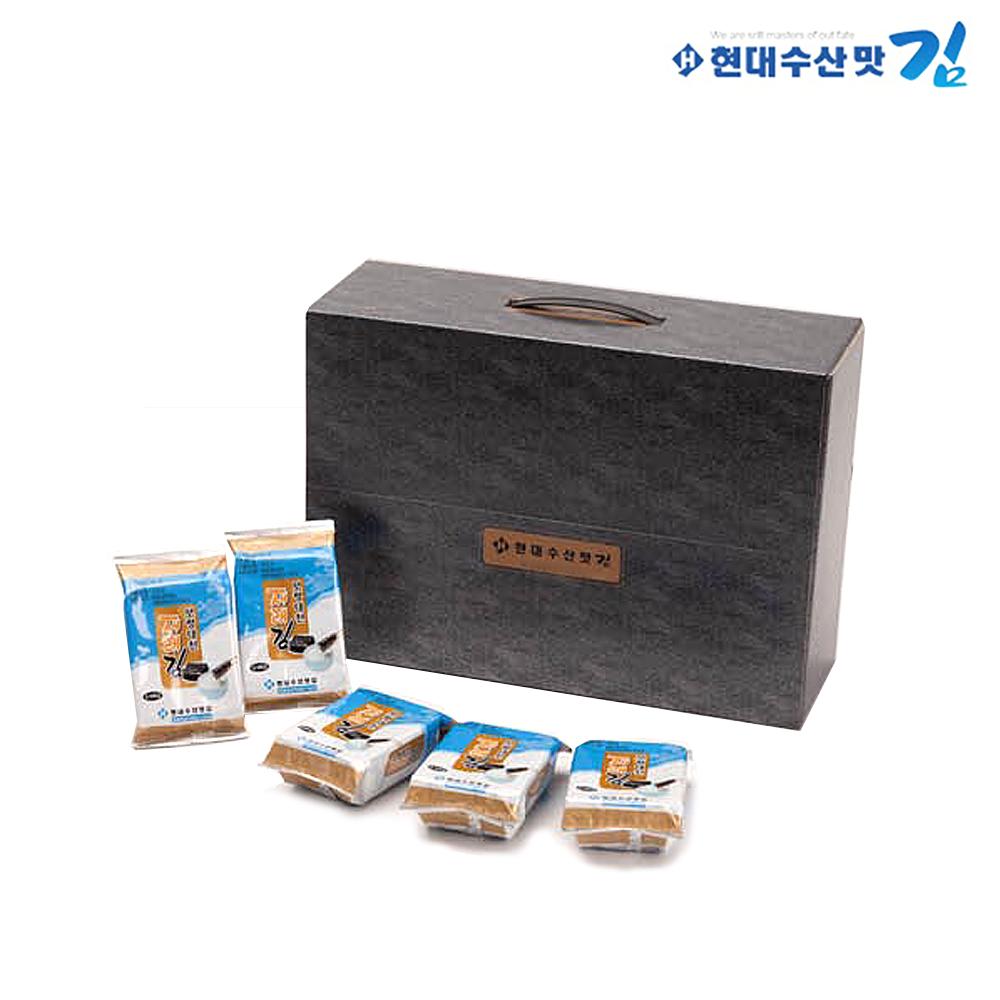 현대수산맛김 재래도시락김 30봉