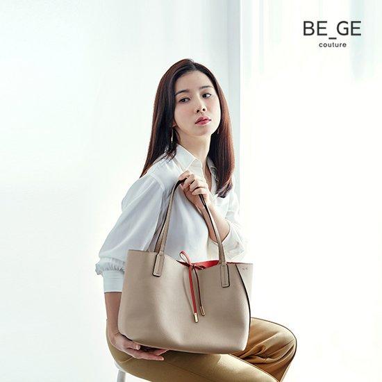 [BE_GE] RESORT DOUBLE BAG 이보영의 리조트더블백