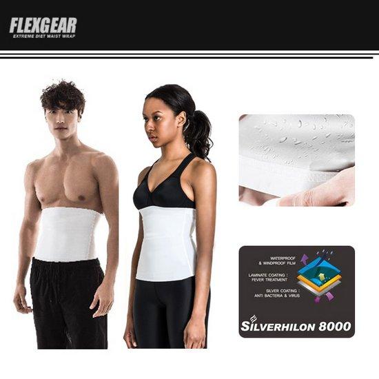 FLEXGEAR 남성/여성 스포츠 다이어트 복대