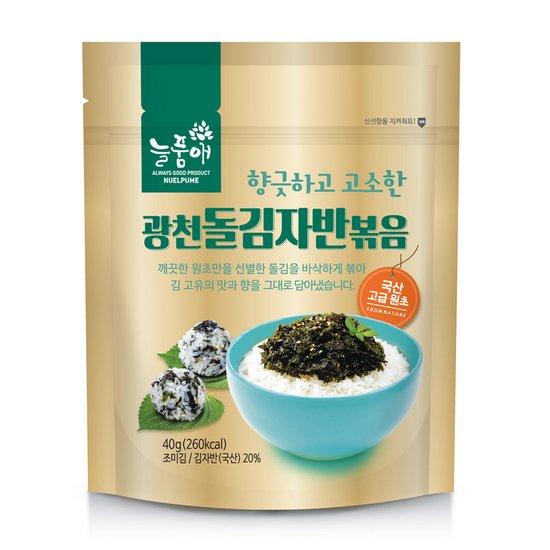 늘품애 광천김자반볶음40g 10봉 무료배송