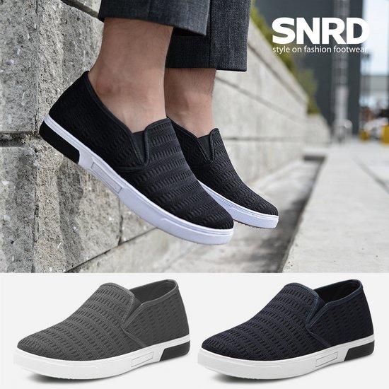 [SNRD] 남성 신발 슬립온 스니커즈 슈즈 SN196